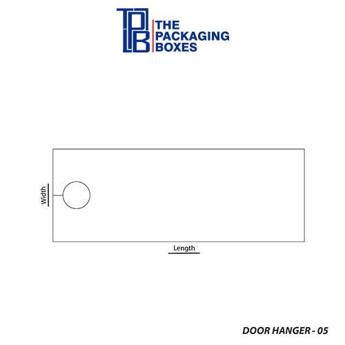 Door-Hanger-template