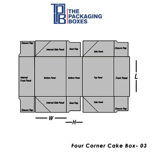 four-corner-cake-box-design