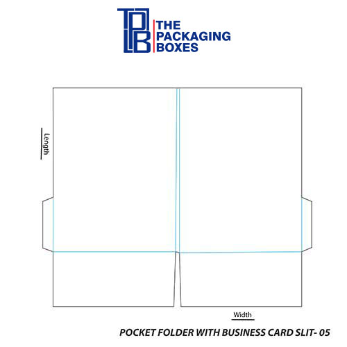 Pocket-Folder-With-Business-Card-Slit-template
