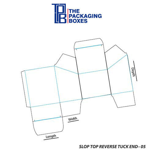Slope-Top-Reverse-Tuck-End-Full-Template