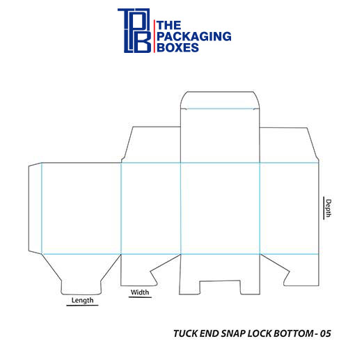 Tuck-End-Snap-Lock-Bottom-full-template