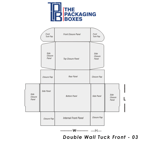 custom-double-wall-tuck-front-structural-diagram